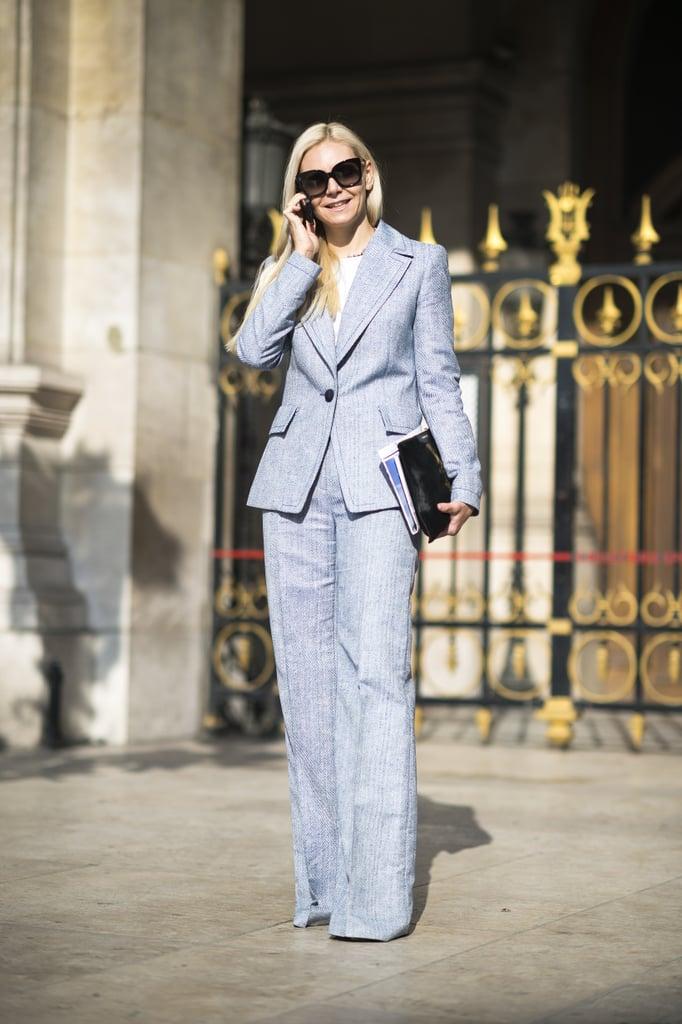 Chic Spring suiting. Source: Le 21ème | Adam Katz Sinding