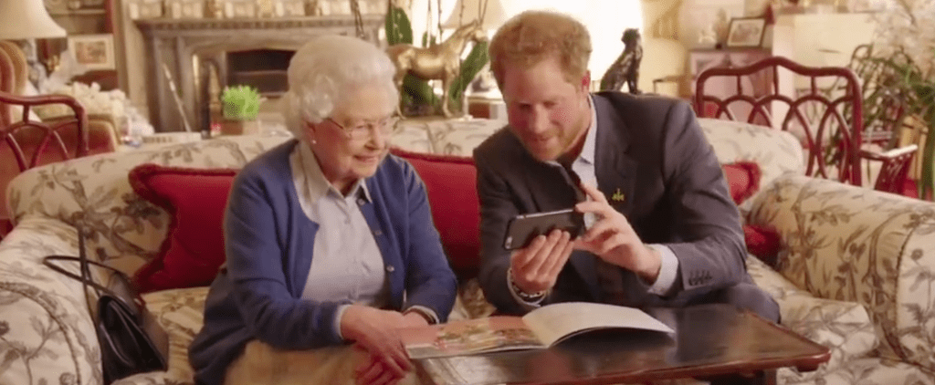 President Obama and Michelle Obama Send a PSA to Prince Harry — He and the Queen Respond!