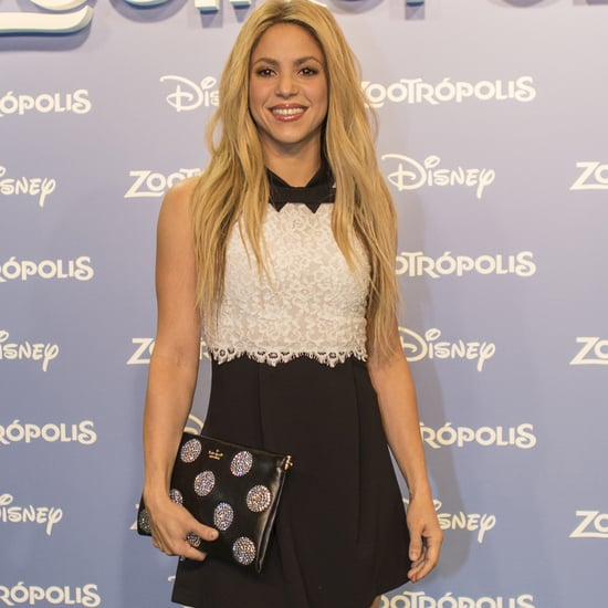 Shakira on Raising Bilingual Kids