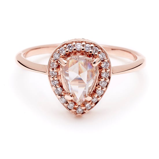 Anna Sheffield Rose Gold Engagement Rings