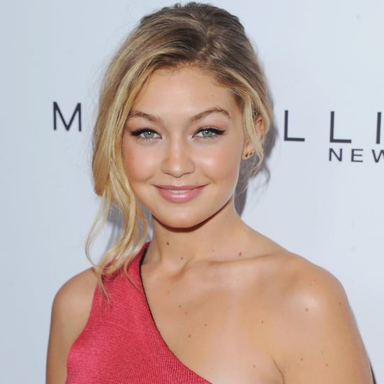 Gigi Hadid at the Daily Front Row LA Fashion Awards