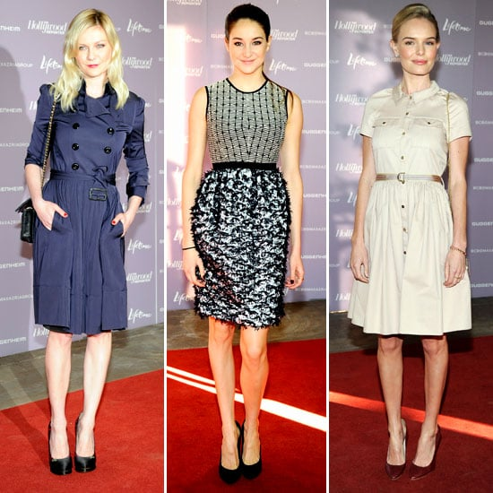 Kate, Kirsten, and More Go Ladylike For The Hollywood Reporter