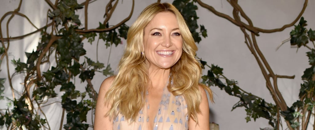 Kate Hudson's Latest Red Carpet Outing Is Giving Us Major Goldie Hawn Vibes