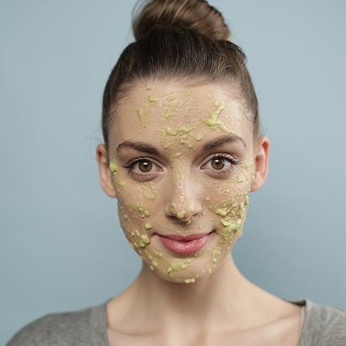 DIY Kitchen Face Masks