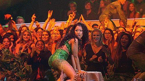 Nicki Minaj Danced Like This
