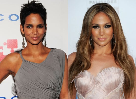 J Lo and Halle Berry Head-to-Head In Fragrance Wars!