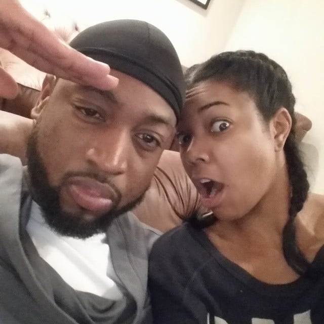 They spent a night at home watching Scandal together in January 2015.