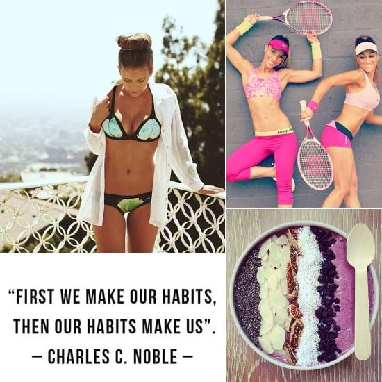 Lara Bingle Wakeboarding & Fitness Motivation
