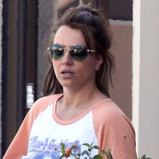Britney Spears at the Dance Studio | Pictures
