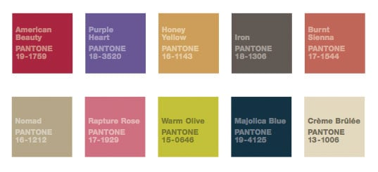 Makeup Color Trends For Fall 2009 2009-09-01 09:00:00