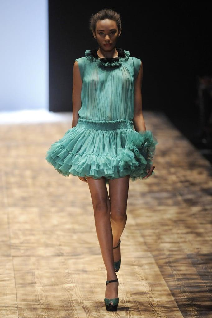 Paris Fashion Week: Giambattista Valli Spring 2010