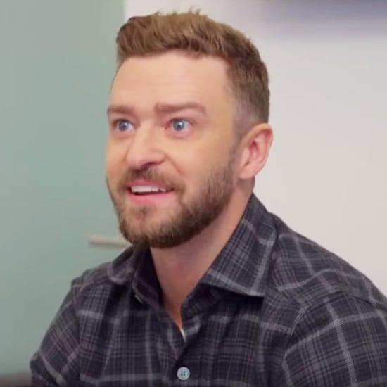 Justin Timberlake's Late-Night Theme Songs | Video