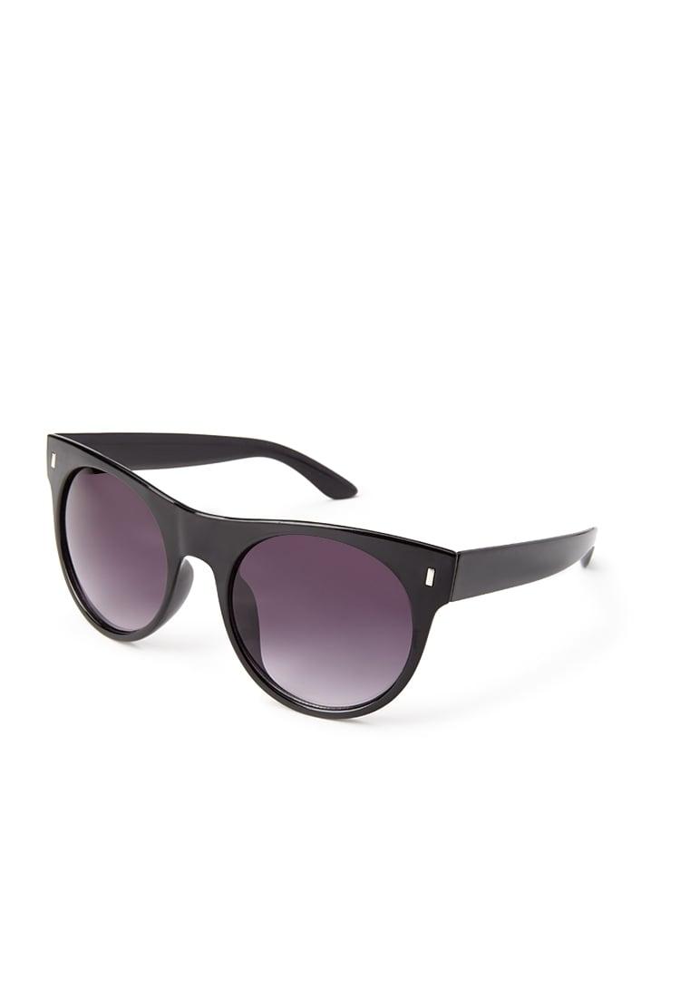 Forever 21 Modern Round Sunglasses