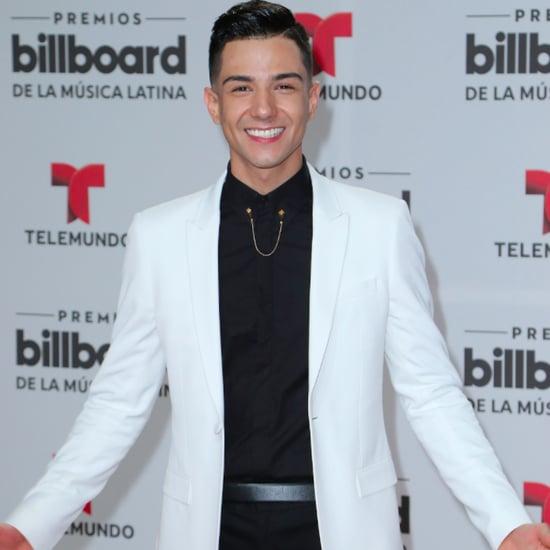 Luis Coronel Billboard Latin Music Awards Diary 2016