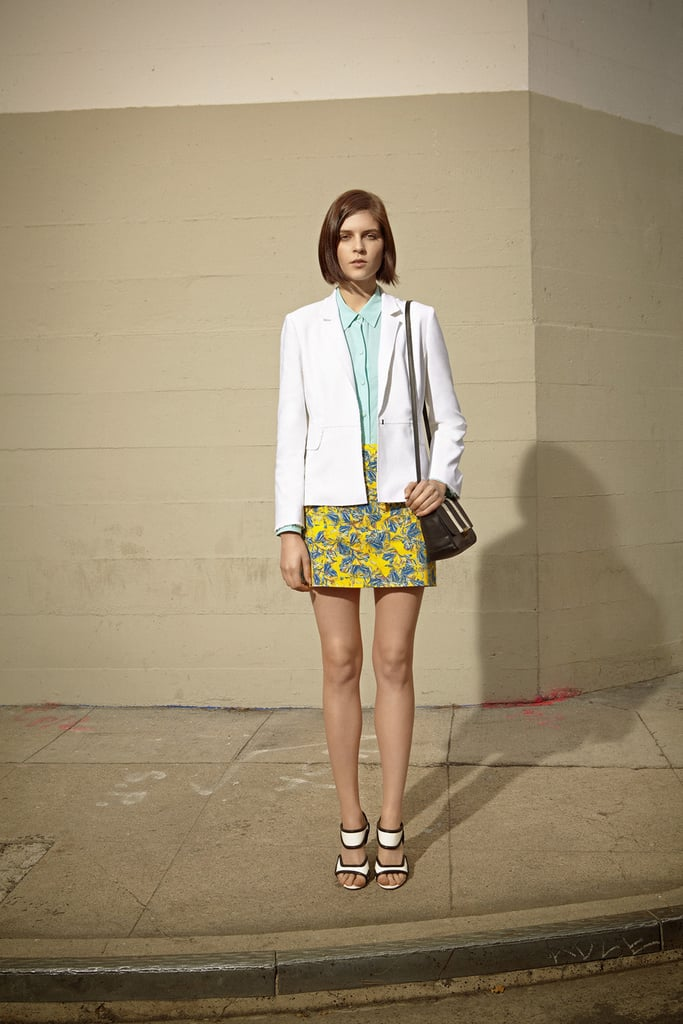 Club Monaco Spring Lookbook Two