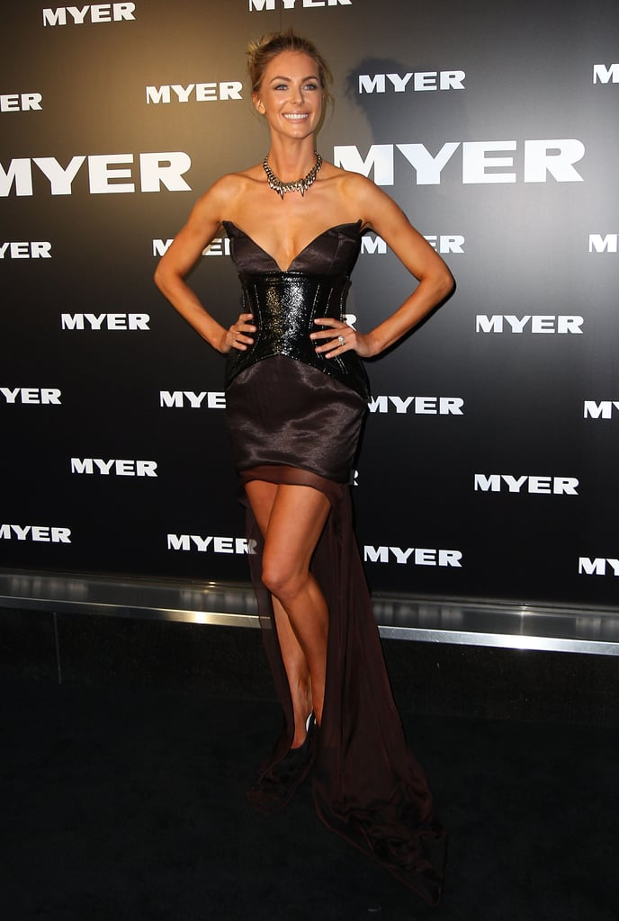 March 2012: Myer Autumn/Winter 2012 Collection Launch