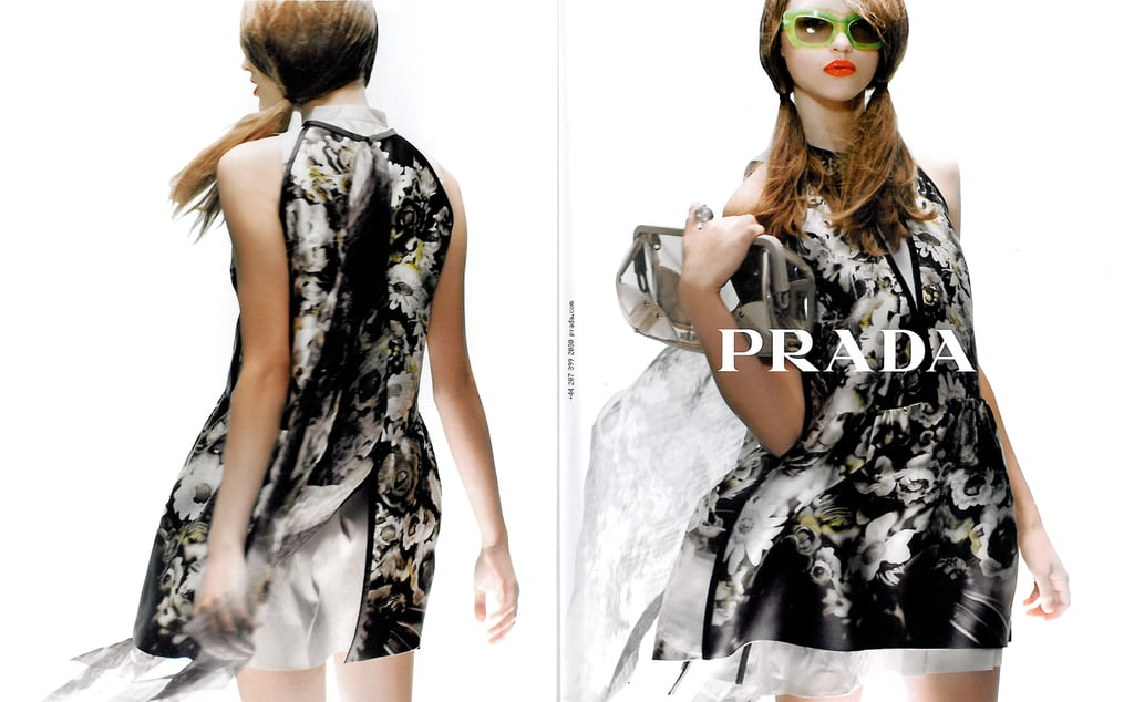 Celine, Prada Go For Headless Model Look with Spring 2010 Ad Campaigns