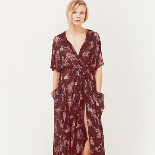 Spring Trends | Floral Maxi Dresses
