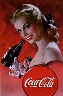 Coca-cola Pin Ups