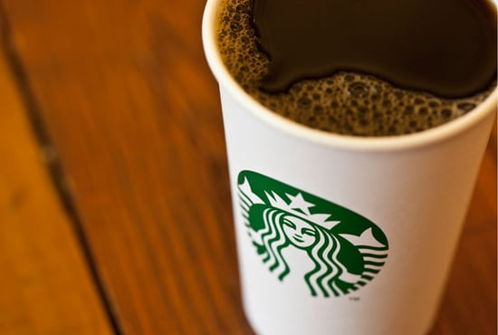 Starbucks Unveils New, Image-Only Logo