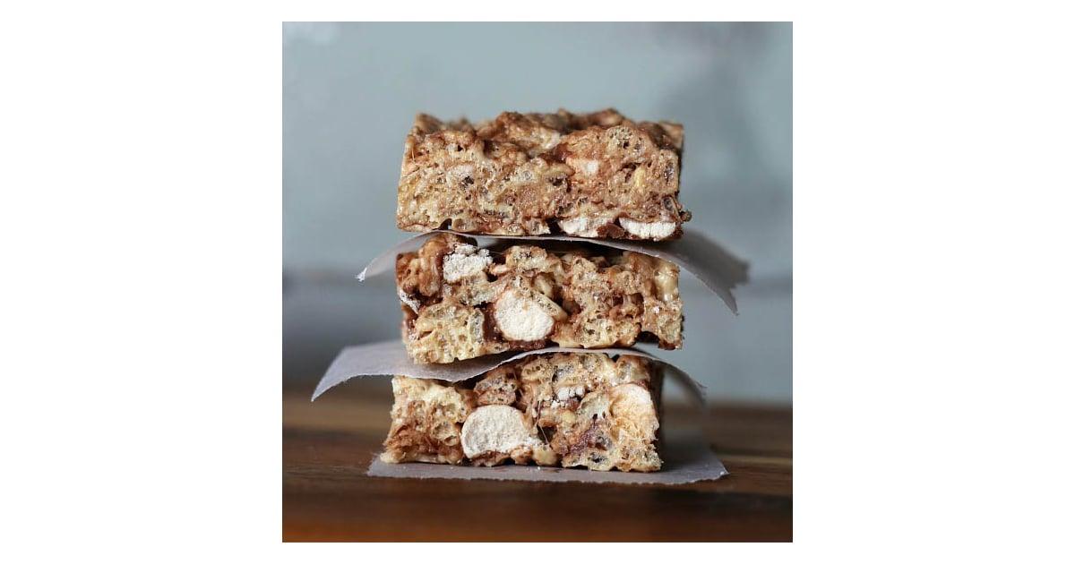 Malted Milk Ball Rice Krispies Treats | 8 Kid-Friendly Cookie and ...
