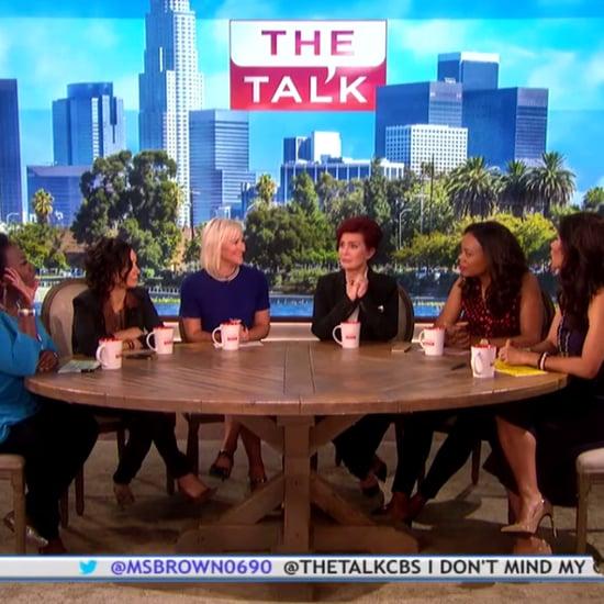 PopSugar's Lindsay Miller on The Talk