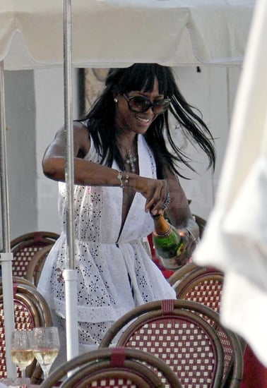 Naomi Campbell Rings in 40 with $1 Million Bash