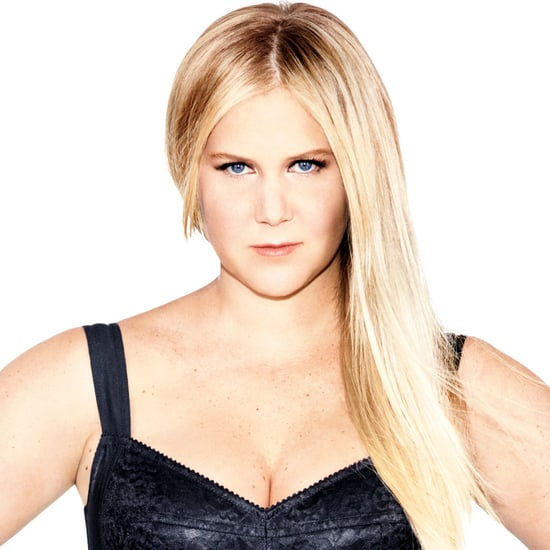 Amy Schumer's Glamour Cover and Interview August 2015