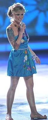Idol Style: Megan Joy Corkrey