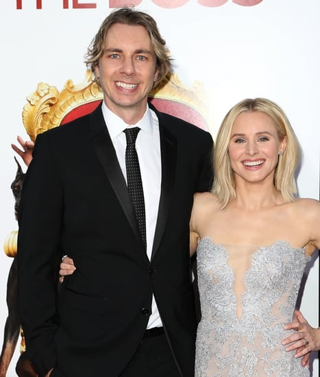"""Kristen Bell and Dax Shepard's """"No Kids Policy"""" and appliance commercial double standard"""