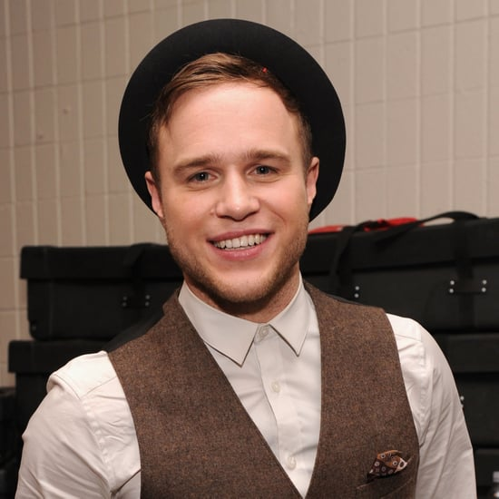 The Cutest Olly Murs Photos