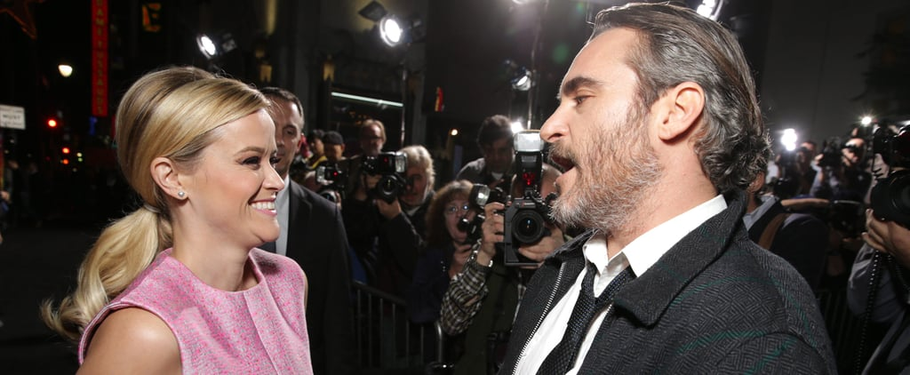 Reese and Joaquin on the Red Carpet Will Give You Walk the Line Flashbacks