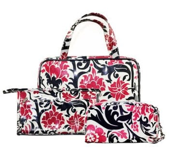 Giveaway of the Day! Sephora Floral Bag Collection Large Handle Bag