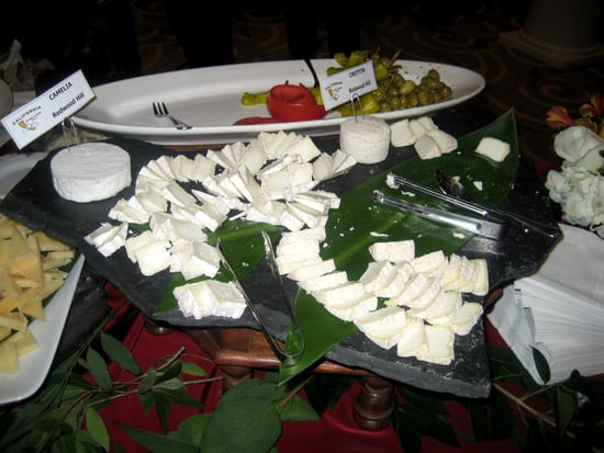 Make a Delicious Cheese Display