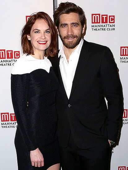 Jake Gyllenhaal Helps Constellation Costar Ruth Wilson Celebrate Her Birthday