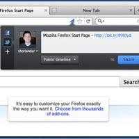 Firefox 5 Features