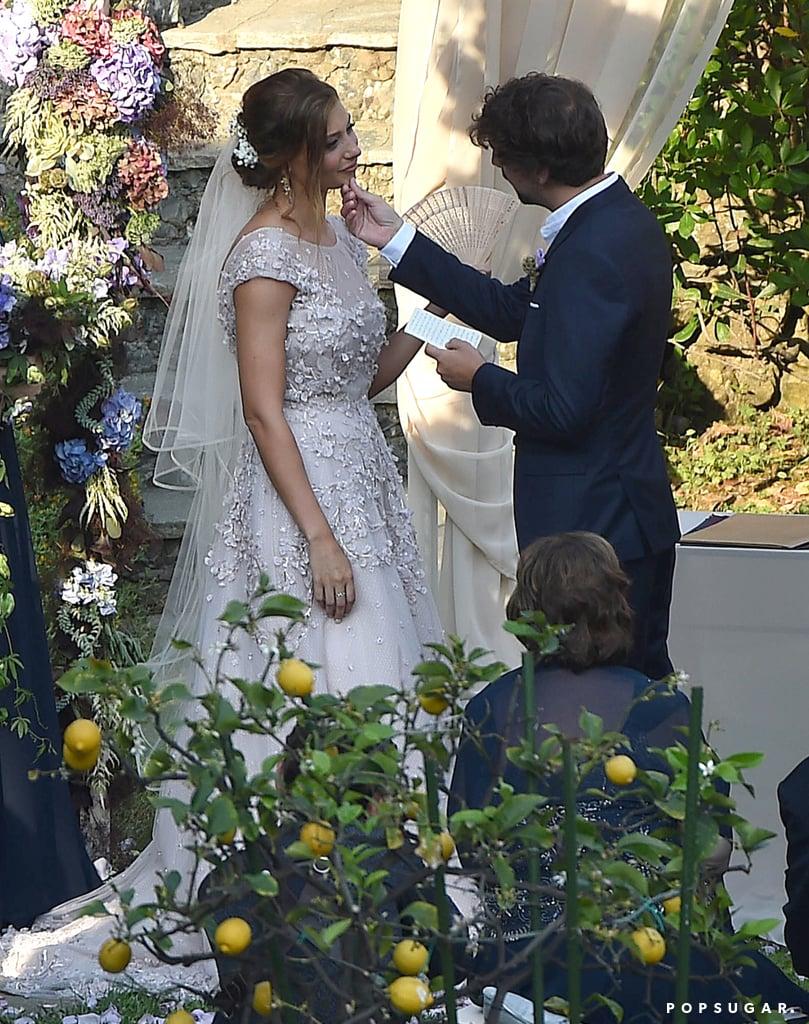 Brodie wheaton wedding