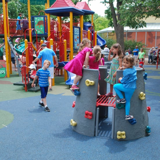 Summer Playground Safety Tips