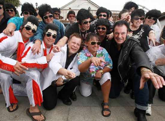 Oh Snap! The Elvises Left the Building, Gather Together
