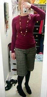 Look of the Day: Newsgirl