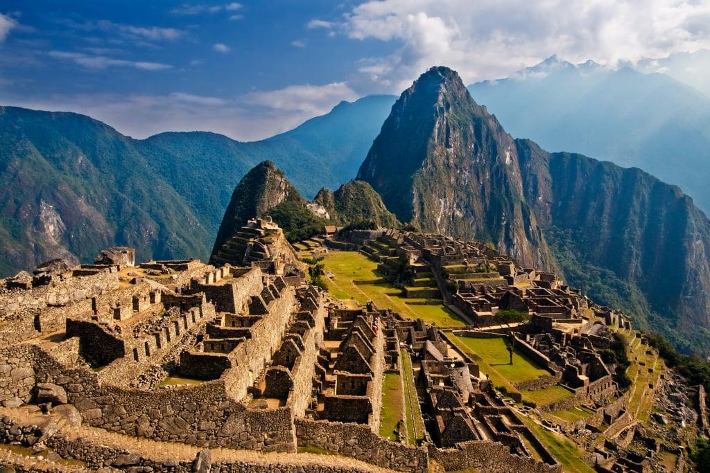 Ascend Machu Picchu in Peru