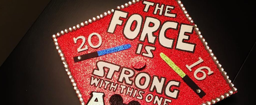 10 Star Wars Grad Caps Perfect For Any Jedi or Sith