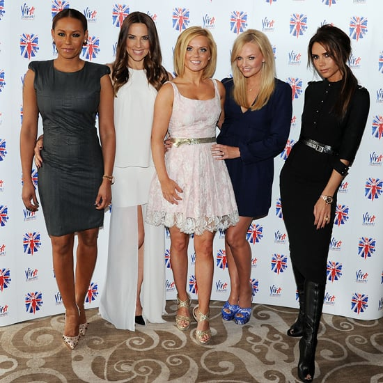 Spice Girls Style at Viva Forever Musical Reunion