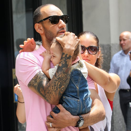 Pictures of Alicia Keys and Baby Egypt