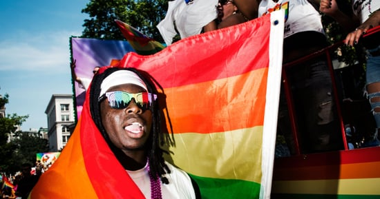 Street Style: All the Color at New York's Gay Pride Parade