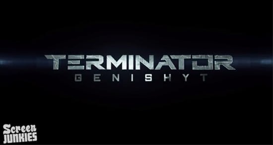 'Terminator: Genisys' Honest Trailer Slams 'The Homeless Man's Channing Tatum'