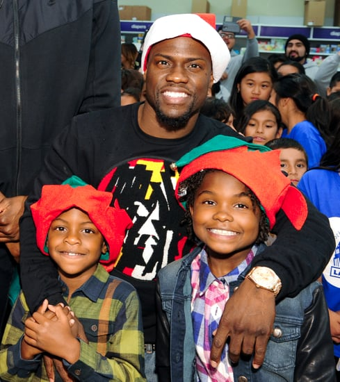 Kevin Hart's Cutest Family Pictures