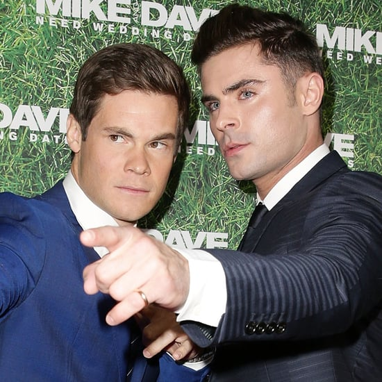 Zac Efron at the Mike and Dave Need Wedding Dates Premiere