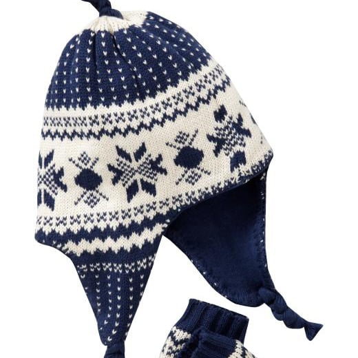 Fair Isle Trend For Kids