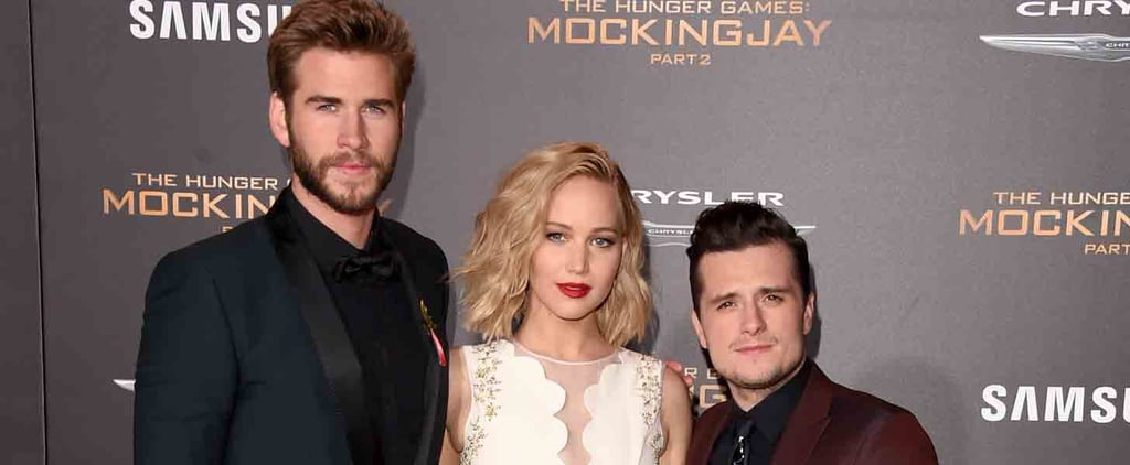 The Hunger Games Cast Pays Homage to the Paris Attack Victims at Their LA Premiere
